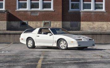 Une Pontiac Trans Am Kammback concept 1985 à l'encan