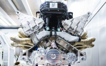 Le V12 dans l'Aston Martin Valkyrie développera 1000 chevaux