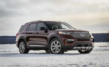 Le Ford Explorer 2020: plus gros et plus puissant