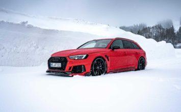 ABT RS4+ 2019 : l'Audi RS4 pour toutes les tempêtes