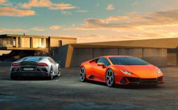 Voici la nouvelle Lamborghini Huracán EVO de 640 chevaux