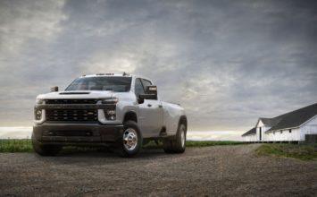 Chevrolet Silverado HD 2020: 35 500 livres de capacité de remorquage