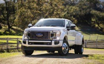 Ford Super Duty 2020: nouveau moteur V8 7,3 L à essence et transmission 10 vitesses