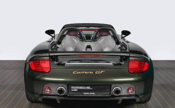 Porsche Classic a restauré une Carrera GT, et celle-ci est sublime!