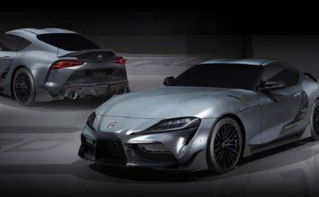 Toyota dévoile un concept TRD de la Supra et on est un peu déçus