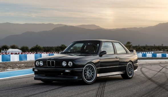 BMW M3 E30 Redux: la perfection bavaroise a un nom