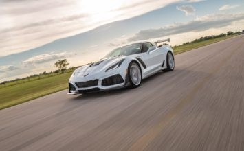 Hennessey Performance HPE 1200: La Corvette ZR1 qui arrache tout