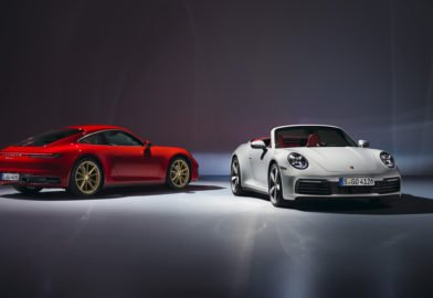 Porsche dévoile la 911 Carrera 2020