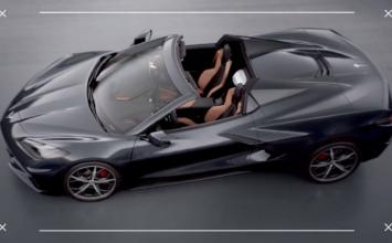 Chevrolet Corvette 2020: une nouvelle variante sera dévoilée à l'automne (Vidéo)