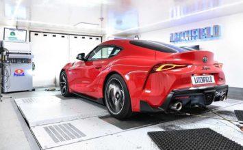 Une reprogrammation de l'ECU amène la Toyota GR Supra 2020 à plus de 400hp