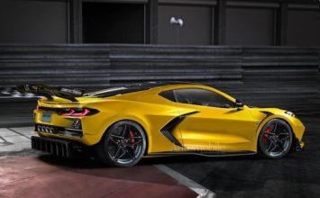 La nouvelle Chevrolet Corvette Z06 pourrait avoir 800 chevaux