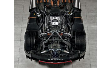 The Pagani Huayra Roadster BC Is Real, And it's Coming to Pebble Beach