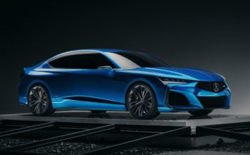 Here's the Acura Type S Concept