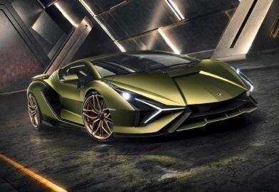 La Lamborghini Sián: le dernier taureau à sortir de Sant'Agata Bolognese