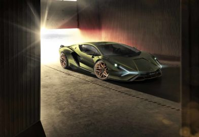 Lamborghini Sián: The Last Bull To Roll Out Of Sant'Agata Bolognese