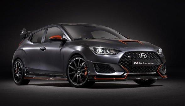 Des Veloster N 2020 modifiés par Hyundai pour le SEMA show
