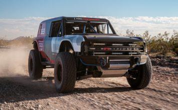 Ford Bronco R: un prototype pour défier le Baja 1000
