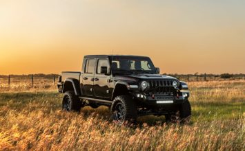 Maximus: le Jeep Gladiator 2020 selon Hennessey Performance