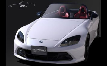 Honda présentera un prototype S2000 20e Anniversaire à Tokyo