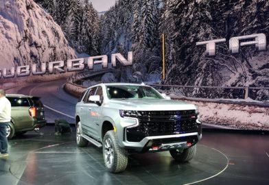 Tout sur les Chevrolet Suburban et Tahoe 2021