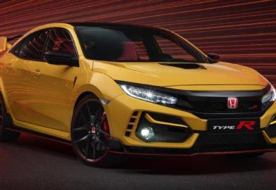 Honda Civic Type R 2021: une édition limitée plus légère