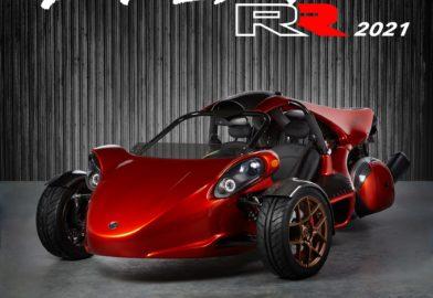 T-Rex RR 2021 de Campagna : le retour du moteur Kawasaki!