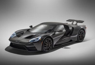 Ford GT 2020: plus de puissance… et de fibre de carbone
