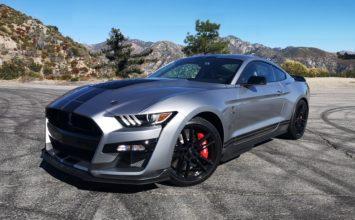 [ESSAI] Mustang Shelby GT500 2020 : précision viscérale