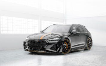 Audi RS6 Avant Mansory 2021: 720 chevaux et de l'espace pour toute la famille