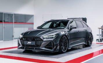 ABT Sportsline RS6-R 2021: 740 chevaux et beaucoup de fibre de carbone