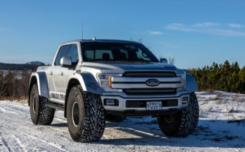 Le Ford F-150 2020 selon Arctic Trucks