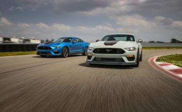 Ford Mustang Mach 1 2021: La bête est de retour!