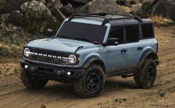 Voici le Ford Bronco 2021