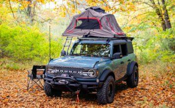 Le Ford Bronco Overland est fin prêt pour l'aventure