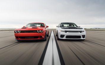Trois nouvelles versions à l'horizon pour la Dodge Challenger et la Dodge Charger