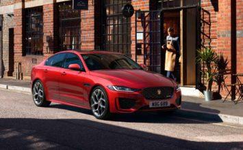 La Jaguar XE disparait pour 2021