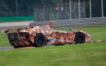 Un nouveau speedster signé Lamborghini?