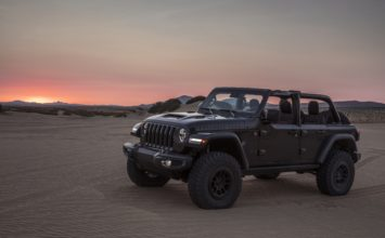 Voici le Jeep Wrangler Rubicon 392 2021, un Jeep de 470 chevaux!