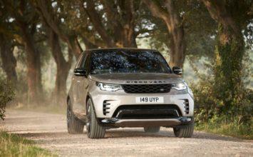 Land Rover Discovery 2021 : enfin du Jaguar Land Rover à 100%