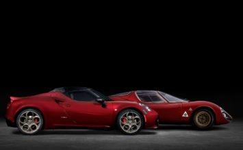 Alfa Romeo 4C Spyder : dernier clin d'œil au passé avant de nous quitter