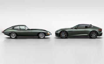 La Jaguar F-Type Heritage 60 Edition célèbre le 60e anniversaire de la E-Type