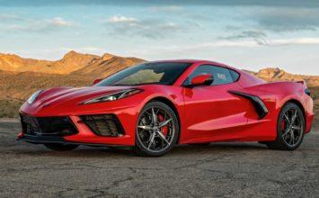 Un VUS Corvette comme réplique à la Mustang Mach-E ?