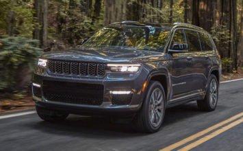 Voici le tout nouveau Jeep Grand Cherokee L 2021