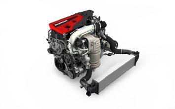 Le moteur de la Honda Civic Type R sera dorénavant plus facile à installer