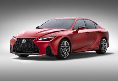 La Lexus IS 500 2022 : l'IS F rebaptisée