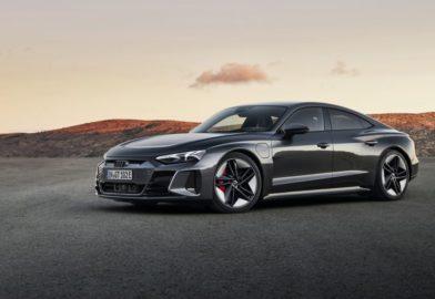 Audi dévoile sa berline électrique e-tron GT