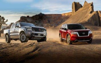 Nissan dévoile les Pathfinder et Frontier 2022