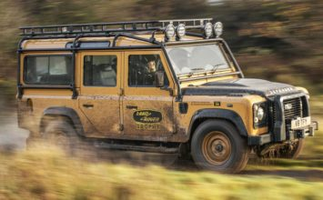Land Rover Defender Works V8 Trophy : l'immortalité est payante
