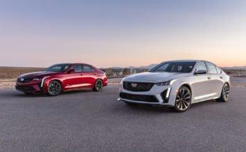 Cadillac CT4-V et CT5-V Blackwing 2022 : la meilleure alternative aux Allemandes