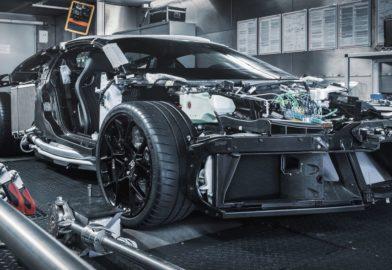 Bugatti Centodieci : la prestigieuse marque donne encore et toujours son 110